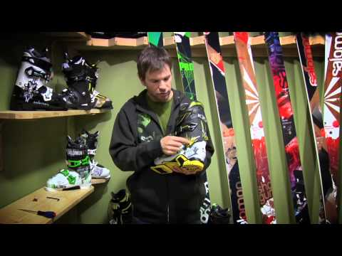 Salomon - How to canting your ski boots