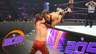 Akira Tozawa vs. Aaron Solo: WWE 205 Live, Jan. 31, 2017