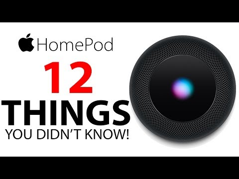 Apple HomePod - 12 Things You NEED to KNOW before BUYING!