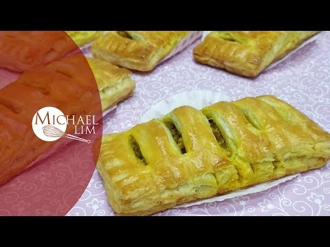 Curry Puff Pastries