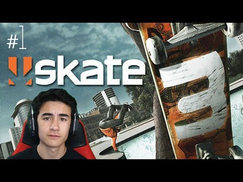 Skate 3: Let's Play! Episode 1 - First Photoshoot (Walkthrough/Story)