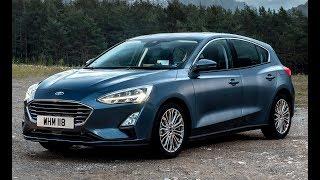 2019 Ford Focus Titanium - Design, Interior and Driving