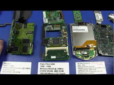 EEVblog #334 - History of PDA's in Teardowns