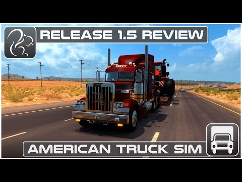 American Truck Simulator 1.5 Review