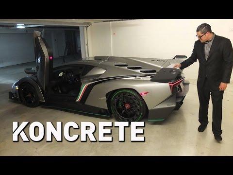 Buying a $4 Million Lamborghini Veneno