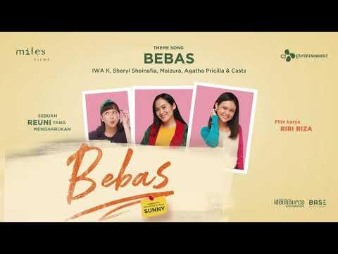 Iwa K, Sheryl Sheinafia, Maizura & Agatha Pricilla Bebas