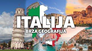 ITALIJA | SVE O ITALIJI | Brza Geografija
