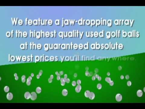 All About Used Golf Ball Deals .com