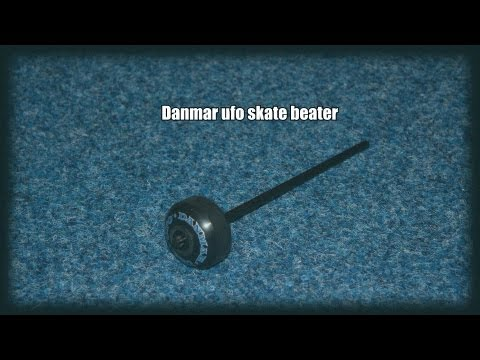 Kick drum beaters sound test
