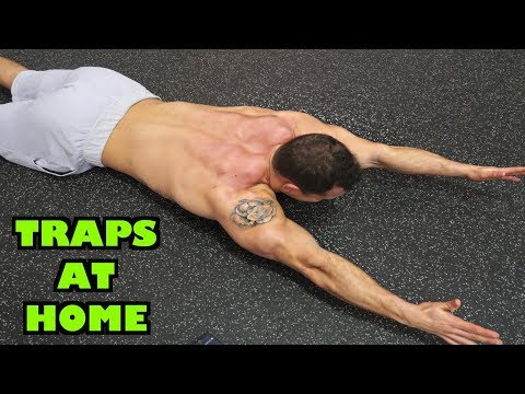 Intense Tabata At Home Trap Workout (HIIT)