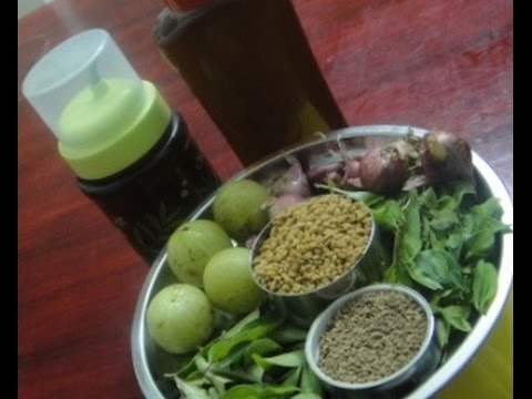 Herbal Coconut Oil   Beauty Tips   Gowri Samayalarai