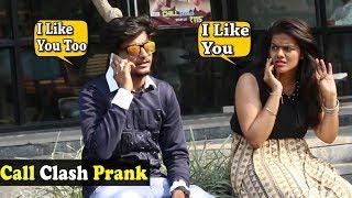 Call Clash Prank On Girls | Pranks In India