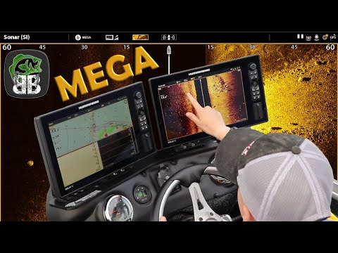 Scanning with Humminbird Solix Mega for Offshore Bass