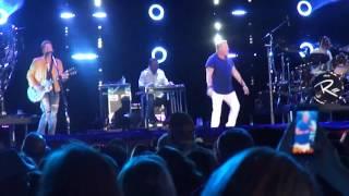 "Rascal Flatts, ""I Like The Sound of That"", CMA Fest 2016"