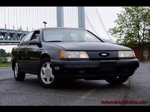 1991 Ford Taurus SHO Plus Yamaha 3.0 DOHC V6 220hp