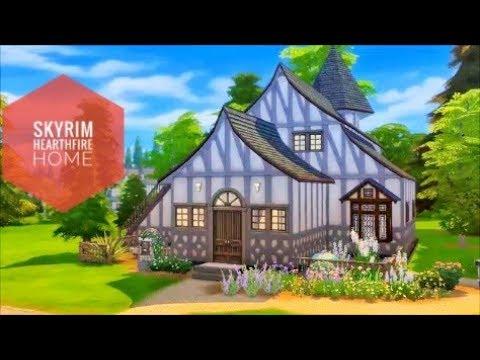 Skyrim Hearth Fire Home