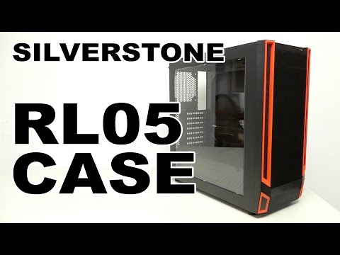 SilverStone RL05 Case Review