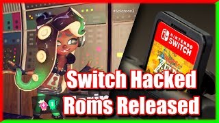 Leaked ROMS & Hacked Switch - Nintendo Switch News