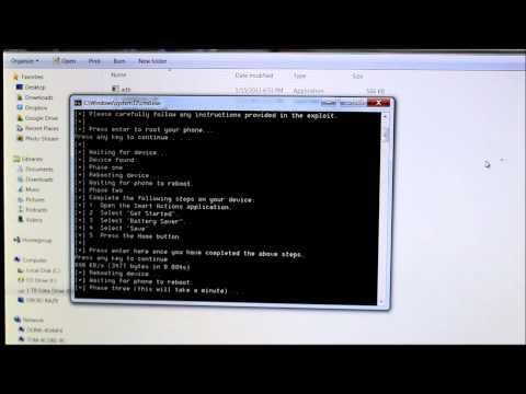 How to Root the droid Razr & Razr Maxx on the Jelly Bean OTA 4.1.2