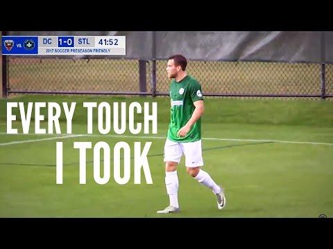 Analysis of My Game vs. D.C. United (MLS)