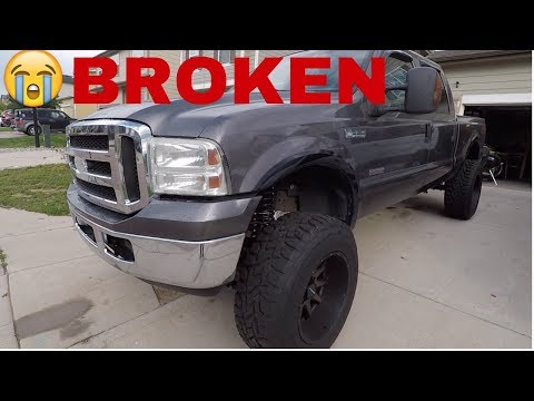 BROKEN 6.0 POWERSTROKE TURBO FIXED, CHEAP!!