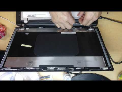 Laptop screen replacement / How to replace laptop screen Acer ES1-512 MS 2394