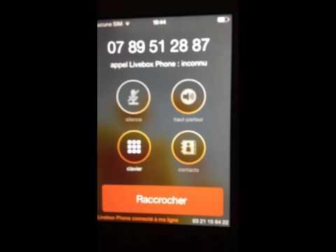 Comment téléphoner sans carte sim sur iPhone gratuit