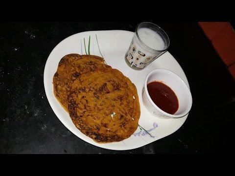 Kathiyawadi Besan ka Cheela – Besan Pudla –Chickpea Pancake - Bajra Adai