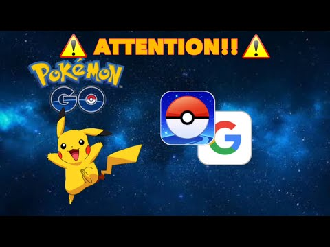 Warning: Pokemon GO Have Full Access To Your Google Account!!
