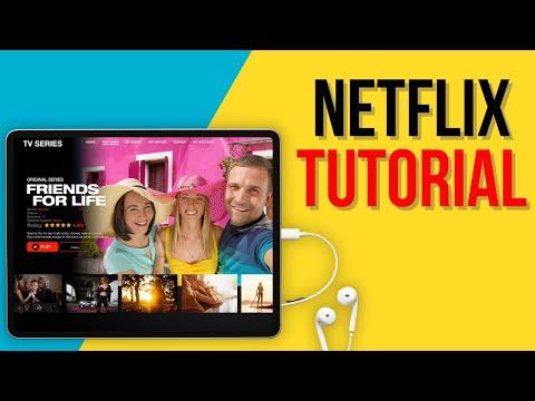 Netflix Tutorial | 2018 | Beginners Guide