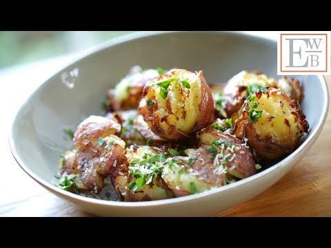 Beth's Smashed Potato and Mashed Potato Recipes | ENTERTAINING WITH BETH