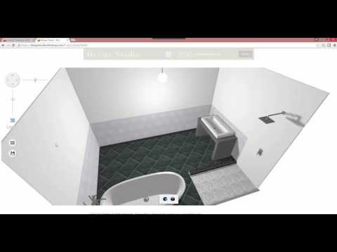 Room Design Tool: Design Your Own Bathroom With Our Virtual Room Designer