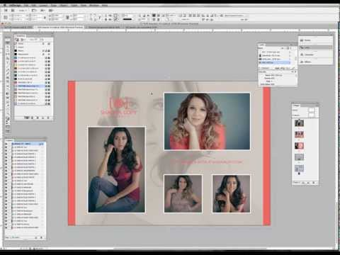 Customizing the 5x7 Postcard Direct Mail Template for Adobe InDesign (PART 2)