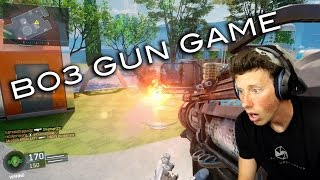 THE REAL GUN GAME 2.0! (Call of Duty: Black Ops 3)