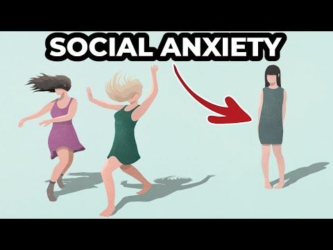 Someone With Social Anxiety VS Someone Without Social Anxiety