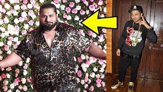 Honey Singh Shocking Weight Gain At Kapil Sharma Wedding Reception