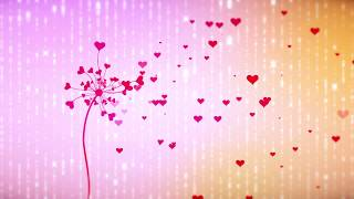 ROMANTIC LOVE FREE BACKGROUND ANIMATED HEART, MARRIAGE BACKGROUND HD