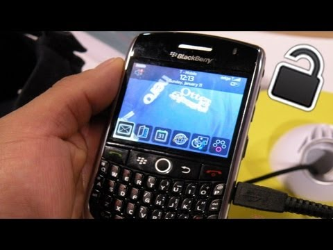 How to Unlock Blackberry - any blackberry, any country.