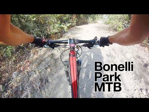 Bonelli Park Mountain Biking - 2013 GoPro Hero 3 1080p HD