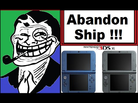 Abandon Ship!!! New Nintendo 3DS Models Announced. Microsoft Will Challenge PS4 TGS 2014 Conference