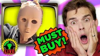 WHO MAKES THESE?! | MATPAT REACTS to Bad Infomercials!!