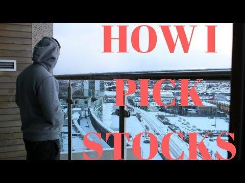HOW I DAY TRADE PENNY STOCKS & HOW I PICK MY STOCKS! 2018