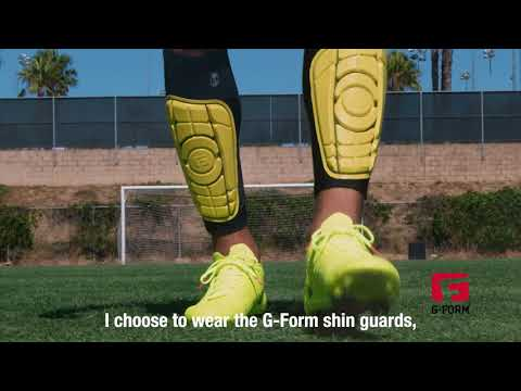 Jermaine Jones: Why I Choose G-Form Shin Guards