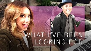 what ive been looking for ft lucas grabeel music sessions ashley tisdale