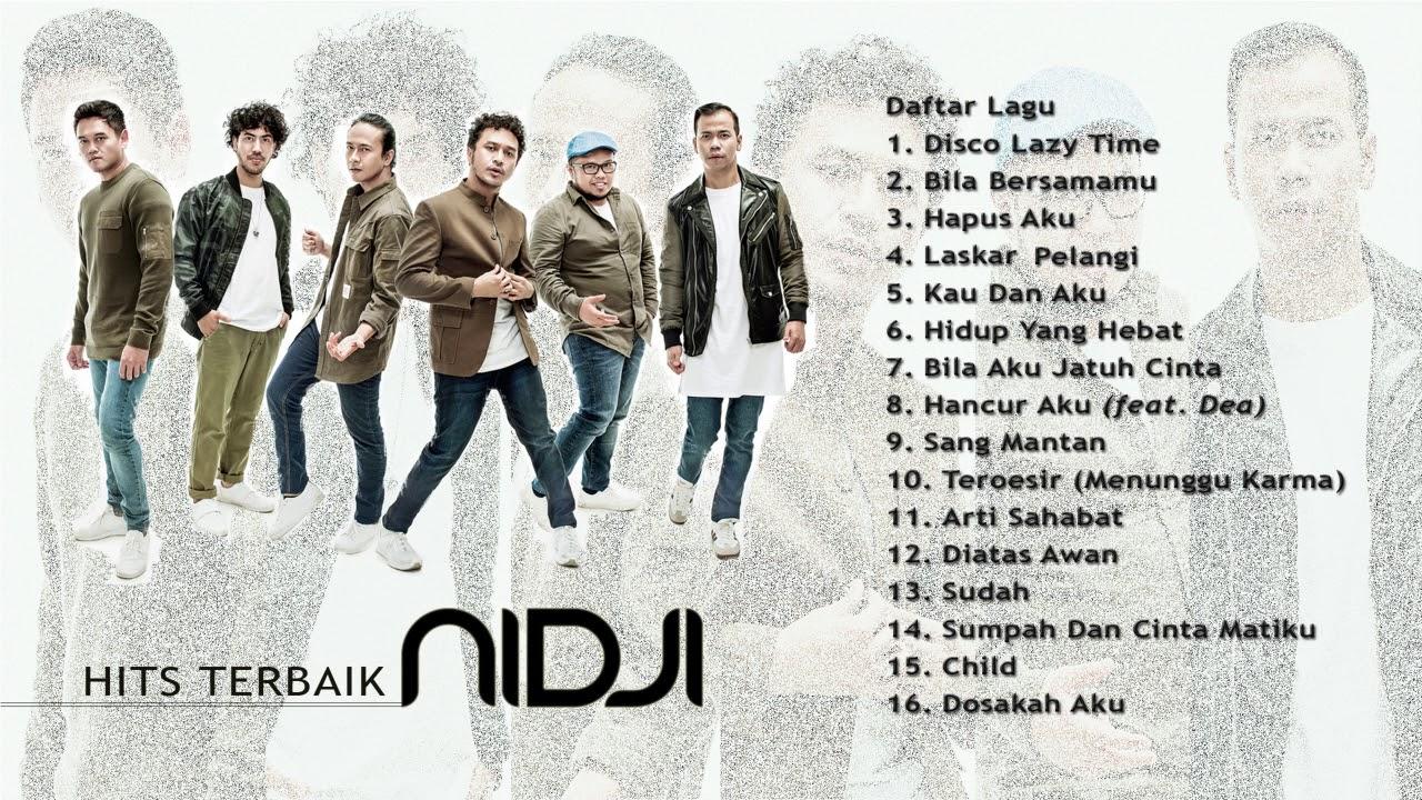 Download Lagu NIDJI Paling Enak Di Dengar MP3 Gratis
