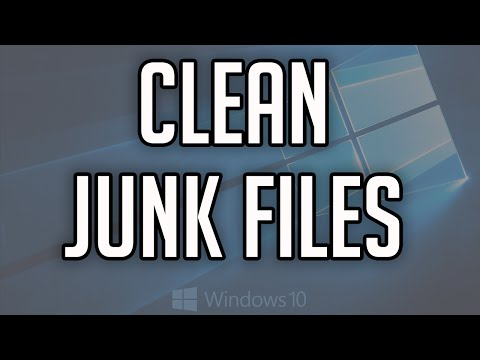 How To Delete Junk Files In Windows 7/8/10
