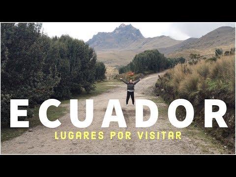AVENTURAS EN ECUADOR - Que Hacer en Ecuador - Que visitar en Quito -Turismo Quito