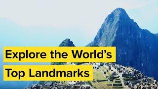 Explore the World's Top Landmarks