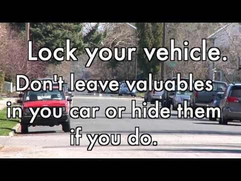 SPD Theft Prevention