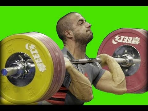 ☆ How to Perform Power Cleans ☆ Fast, Simple Technique